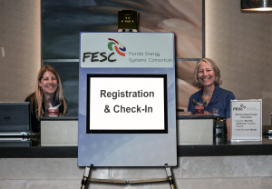 FESC May 2015 Workshop Registration and Check-in